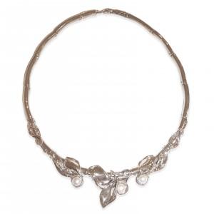 Hagit Gorali pearl leaf necklace_RT